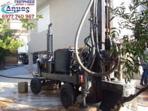 Γεωτρήσεις Περιστέρι Αιγάλεω Χαϊδάρι Γεώτρηση νερού Περιστερίου Αιγαλέου Χαϊδαρίου Σκαραμαγκάς