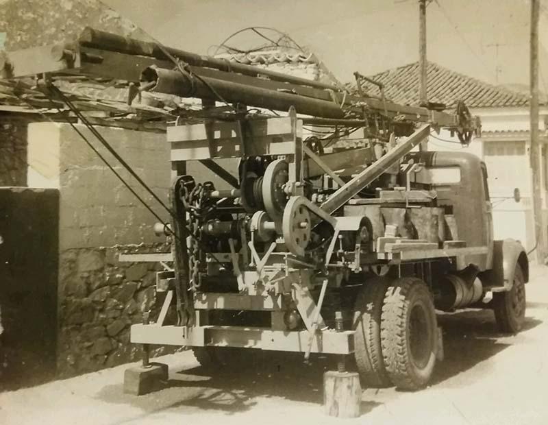 εταιρεία γεωτρήσεων - γεωτρήσεις Δήμας