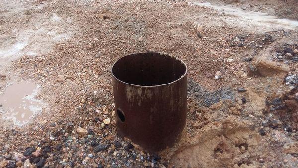 παράνομη γεώτρηση - γεώτρηση νερού χωρίς άδεια
